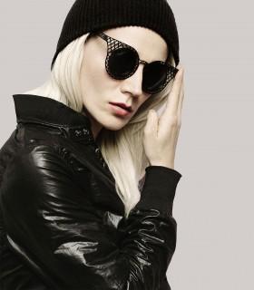 Hipster Style black bomber jacket