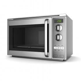 Smart oven 200-watt toaster oven