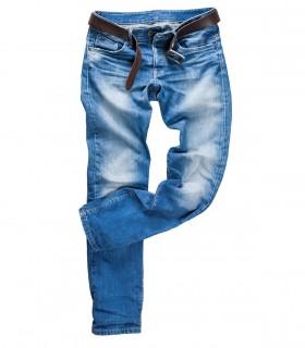 Men's cowboy cut slim fit jean