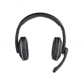 Modern headset with microphone & volume control