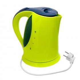Green electric kettle 1.8-liter