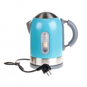 2.0-liter stainless steel cordless electric kettle